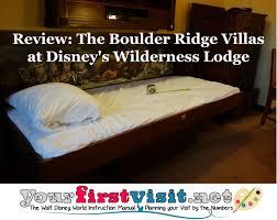 review boulder ridge villas at disney u0027s wilderness lodge