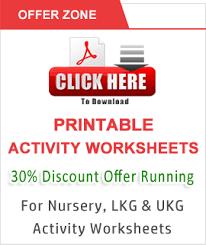 download activity worksheets of computer english hindi for 1st