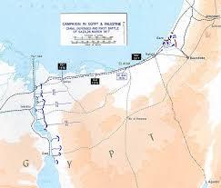 Campanha do Sinai e Palestina
