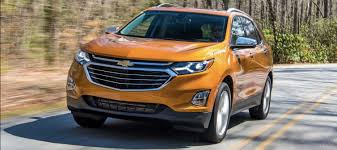 chevy equinox 2018 chevrolet equinox first drive big bet north country chevy