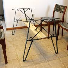 metal dining table leg set create a top use flat iron