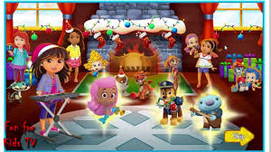 holiday party nickjr game new games for kids fun games full