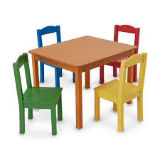 4 Chairs Furniture Design Ideas Piper Children S Table 4 Chairs Best Gallery Of Tables Furniture