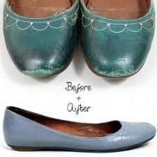 Spray Paint Your Shoes - dye leather shoes tarango dye must try for faux leather just