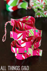 where the things are wrapping paper diy ornaments made from wrapping paper scraps all things g d