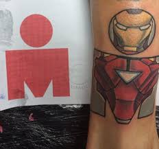 selection of m dot ironman triathlon tattoos from around the