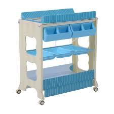 Change Table Bath Bath Tub And Changer Combo Multi Use Infant Baby Chang Table Bath