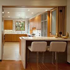 Contemporary Kitchen Design Photos Best 25 Semi Open Kitchen Design Ideas On Pinterest Semi Open