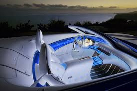 maybach mercedes vision mercedes maybach 6 cabriolet concept does this
