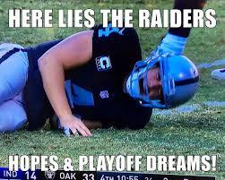 Raiders Meme - anti raiders memes posts facebook