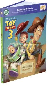 leapfrog tag activity storybook toy story 3