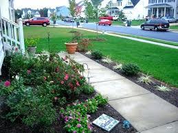 Basic Garden Ideas Simple Front Lawn Landscaping Ideas Low Maintenance Front Lawn