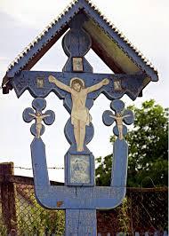 roadside crosses for sale roadside crucifix ii greeting card for sale by emanuel tanjala