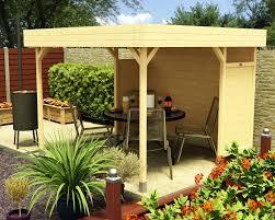 Garden Shelter Ideas Dunster House Wooden Garden Shelter Gazebo Garden Ideas