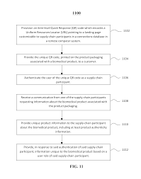 patent us8756124 systems and methods for tracking and tracing