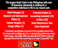 jobfinder philippines free job posting here