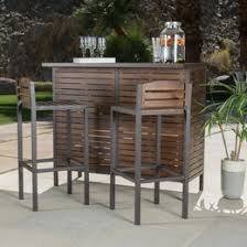 Patio Bar Table Outdoor Bars Furniture Paint Diy Home Decor Projects