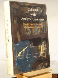 calculus and analytic geometry abebooks