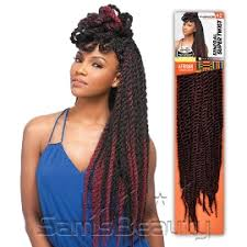 twisted hair for chrochet sensationnel synthetic hair crochet braids african collection