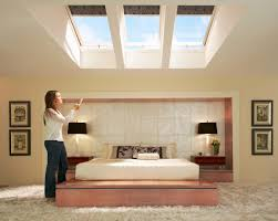 homeowners save now and later with velux solar powered skylights
