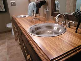 bright ideas bathroom vanity tops best 20 wood on pinterest