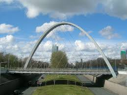 hulme arch bridge wikipedia