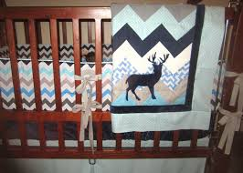 Baby Deer Crib Bedding Sewin Sanity Baby Boy Crib Set
