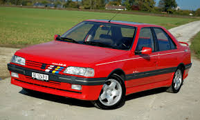 peugeot 4x4 cars the peugeot 405 mi16 16 valves 160hp and a 220kph top speed it
