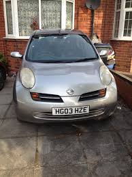 nissan micra for sale gumtree nissan micra for sale quick sale cheap price in billesley
