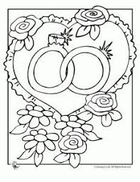 17 wedding coloring pages kids love dream