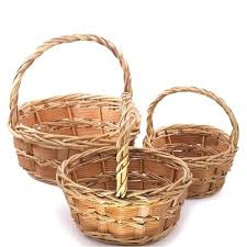 wholesale gift baskets baskets with handles wholesale wicker baskets with handles