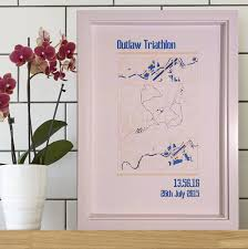 Map Run Route by Triathlon Ironman Swim Bike Run Route Map By Phome