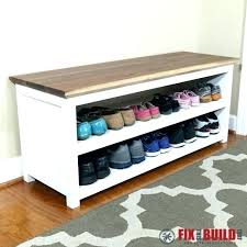 entry storage bench plans best entryway benches for with shoe