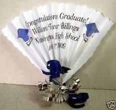 graduation party favors graduation party personalized fan folded party favors ebay