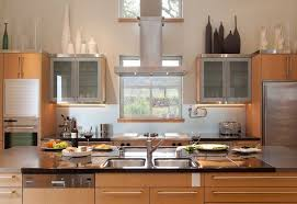 how to decorate space above kitchen cabinets decorating above kitchen cabinets how to use the space