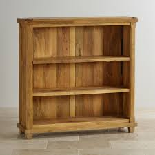Natural Wood Bookcase Bookcases Up To 50 Off Oak Furniture Land