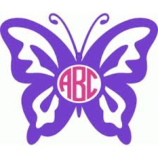 silhouette design store view design 237655 simple butterfly