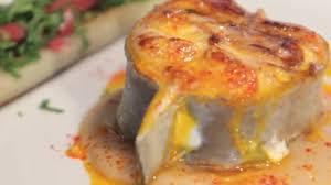 comment cuisiner le congre poisson recette congre rôti fumé au safran cuisiner roti de poisson