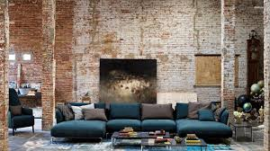 brick wallpaper living room ideas nakicphotography