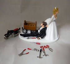 mechanic cake topper auto mechanic wedding cake topper ebay
