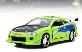 mitsubishi eclipse fast furious mitsubishi eclipse toy car inspiring wave