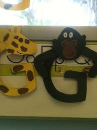 a letter a week g giraffe i think jason would confuse the