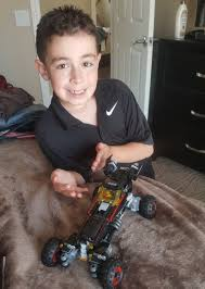 detectives search for 11 year boy abducted by his