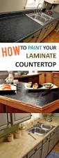 How To Fix Lifting Laminate Flooring How To Paint Your Laminate Countertop Laminate Countertop