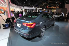 chicago auto show 2014 kia cadenza the truth about cars
