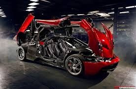 pagani huayra wallpaper pagani huayra carbon fiber clam shell wallpapers