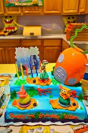 life u0026 home at 2102 aidan u0027s 7th spongebob underwater themed