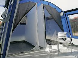 tente 8 places 4 chambres mon test de la tente de cing familiale skandika montana 8 places