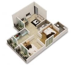Two Bed Room House 27 Best Two Bedroom House Apartment Floor Plans Images On