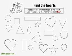 story pear free valentine day u0027s printable sheets for preschoolers